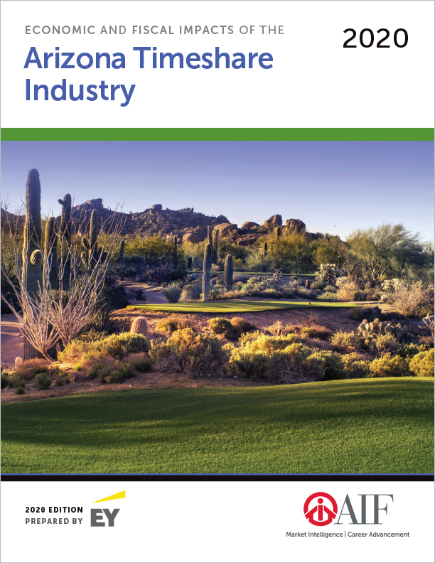 Economic and Fiscal Impacts of the Arizona Timeshare Industry, 2020 Ed.