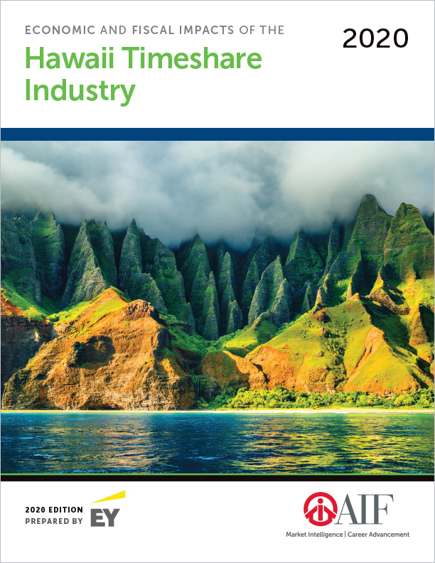 Economic and Fiscal Impacts of the Hawaii Timeshare Industry, 2020 Ed.