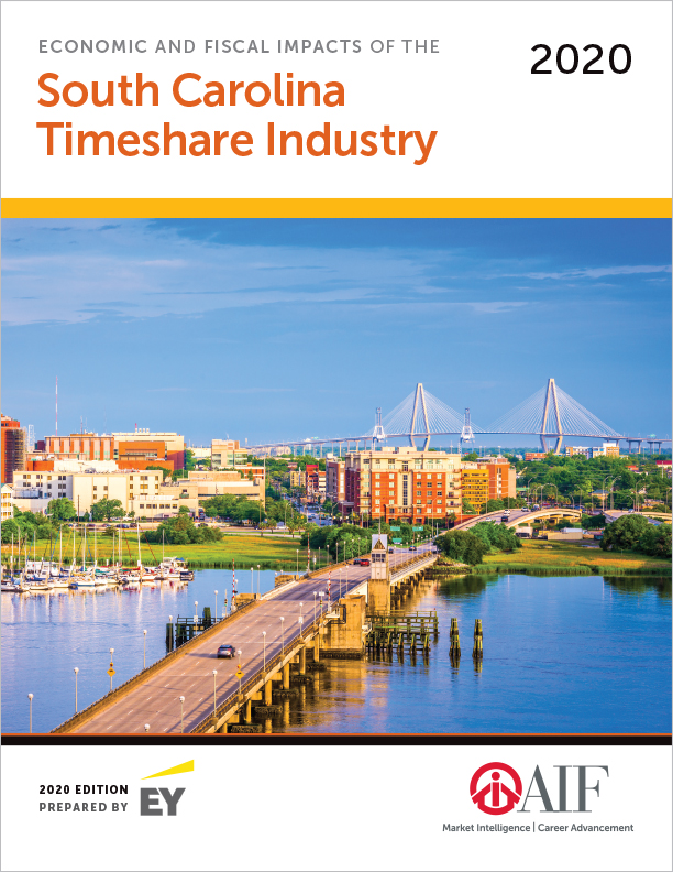 Economic and Fiscal Impacts of the South Carolina Timeshare Industry, 2020 Ed.