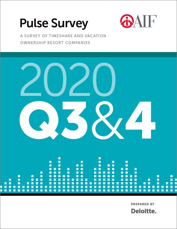 Financial Performance Pulse Survey, Q3 & Q4 2020
