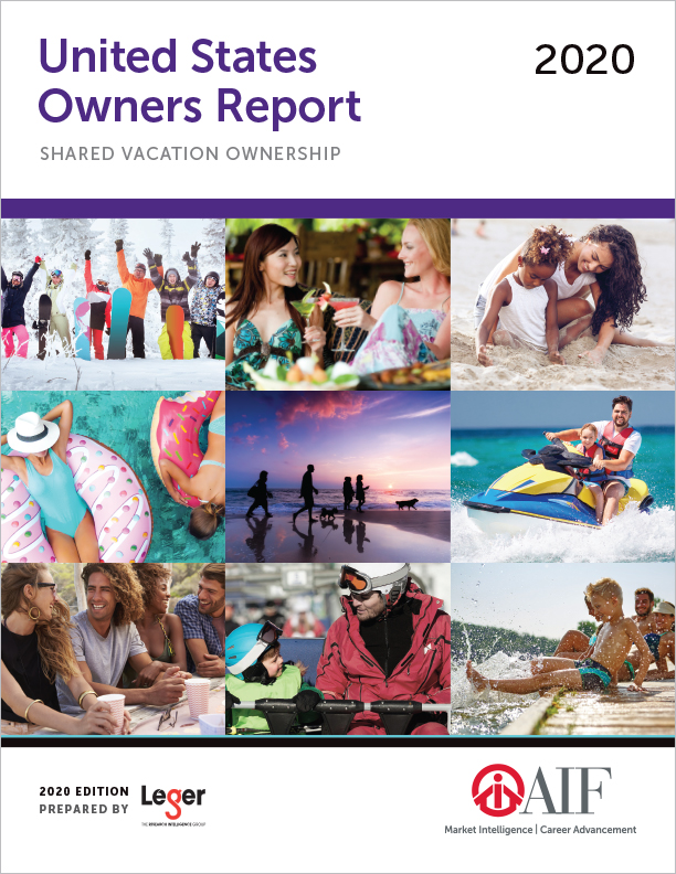 U.S. Shared Vacation Ownership Owners Report 2020 Edition